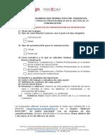 Normativa Abstract - Congreso Piatcom