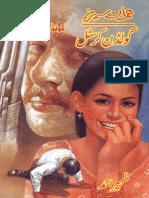 Golden Crystal Imran Series by Zaheer Ahmed