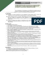 Orientaciones Finalizacion Año Escolar 2015 (1) (2)