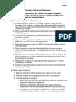 Summary of Proposed Rent Control Ordinances