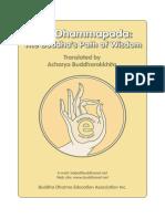 Dhammapada Gautam Buddha