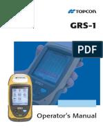 GRS1 操作手冊