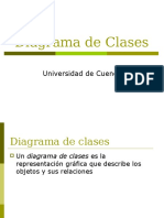 Diagram a Clases