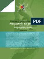 Restitución de Tierras II 2013