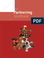 The Partnering Toolbook