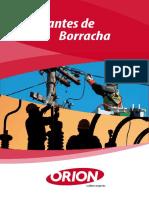 Catalogo_Isolantes_Eletricos_Portugues - Especificações Técnicas Das Luvas Isolantes de Borracha