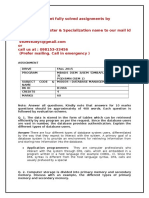 Mi0034 - Database Management System