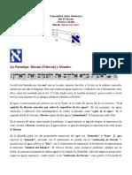 Clase 01 de Alef Alfabeto Hebreo Bendavid