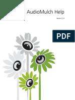 AudioMulch Help