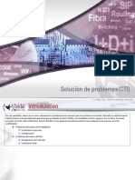 CTI_Troublesooting