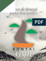 CurSo Bonsai iniciante