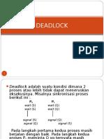 Bab 7. Deadlock