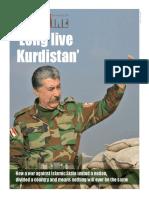 Jerusalem Post - Long Live Kurdistan