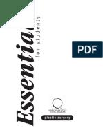 Plastic Surgery Essential 2012