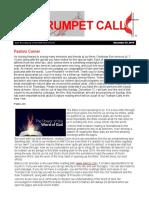 Trumpet Call 2015-12-27