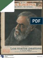 """Octave Mirbeau, """"Los Malos pastores"""""""