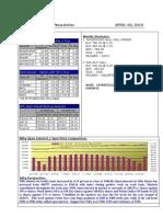 Weekly Derivative Newsletter