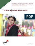 Winning Consumer Trust