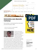Entrevista Com Marcelo Camurça - Cristianismo Hoje