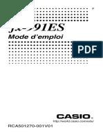 Casio Fx 991es