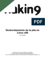 Desbordamiento de La Pila en Linux x86