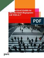 A Practical Guide to New Bapepam Lk Viiig7