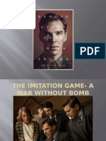 Presentation About the Film Imitation Game (1)