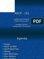 A Beginners Guide to Implementating Ascp2111