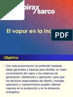 Presentacion El Vapor en La Industria - Spirax Sarco