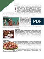 Costumbres de Culturas de Guatemala