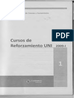Boletín Academia Vallejo Tipo UNI