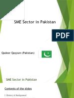 SME in Pakistan