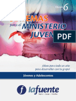 52 Temas Para El Ministerio Juvenil