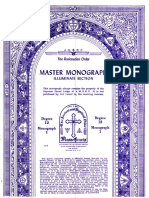 Old AMORC monograph 12-1
