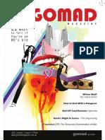 GOMAD Magazine Issue 5