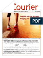 January 2016 Courier