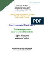 Cour Elec3 Magnet Dielectique