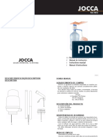dispensador manual agua JOCCA.pdf