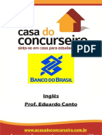 Apostila Bancodobrasil 2015 Ingles Eduardocanto