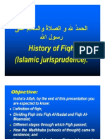 History of Fiqh