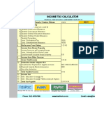 Income Tax Calculator-1213