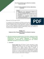 Conclusiones Del Pleno Jurisdiccional Regional Laboral - Huancayo 2008