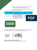 Serial LCD jowo