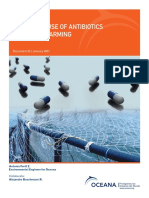 Use and Abuse of Antibiotics in Salmon Farming