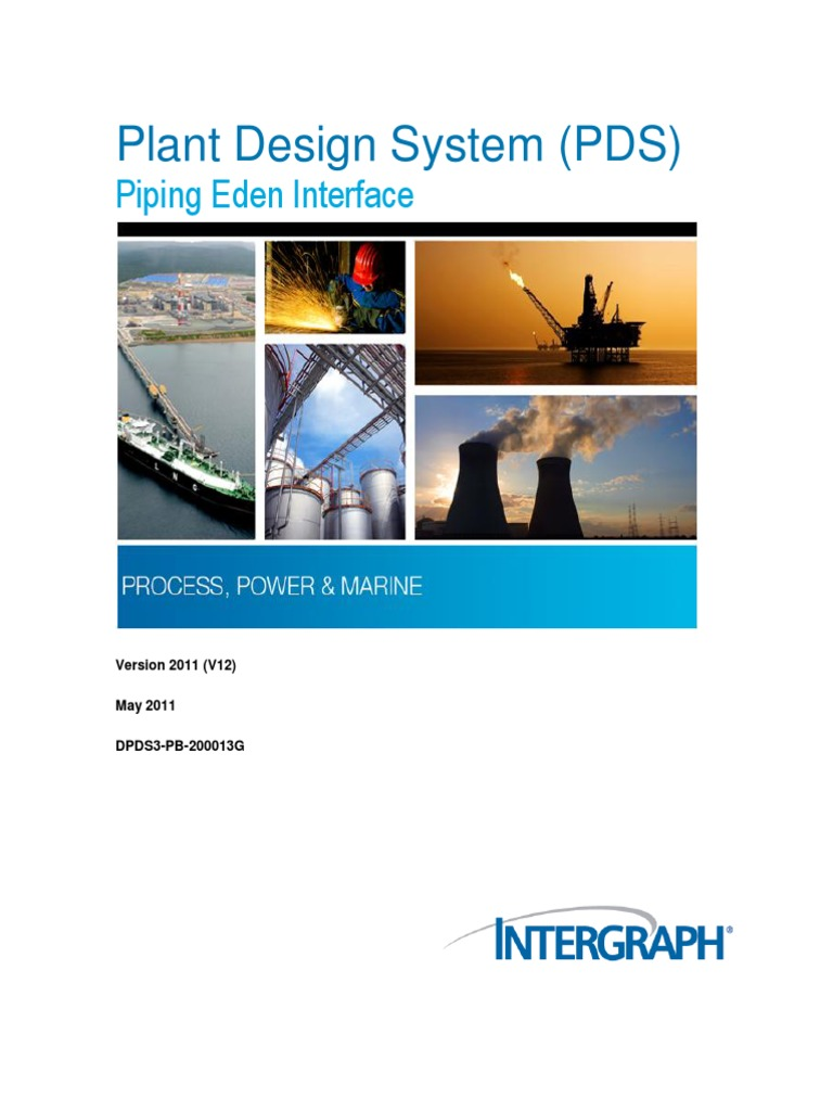 pds piping eden interface library computing license rh scribd com Intergraph 1984 CAD Machine Intergraph MicroStation