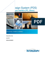 PDS Stress Analysis Interface