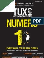 "TuxInfo ""Numero 1"" Revista gratuita en formato PDF"