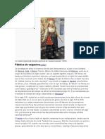 Historia Del Pantalon Vaquero