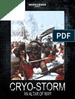 Altar of War Cryo-Storm