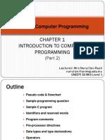 1. Intro to C Prog_Part 2